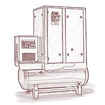 Компрессорное оборудование компрессоры