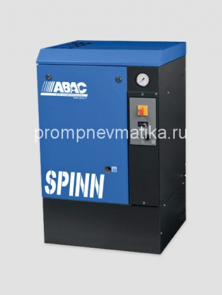 Винтовой компрессор Abac Spinn 5.5 ST стартер звезда-треугольник