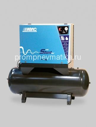 Малошумный поршневой компрессор ABAC B5900/LN/270/FT5,5 на ресивере