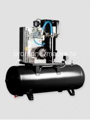 Винтовой компрессор Abac Micron 3 380В прямой пуск на ресивере 200 литров