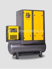 Винтовой компрессор COMPRAG ARD-18 с рефрижераторным осушителем, на ресивере 270 литров