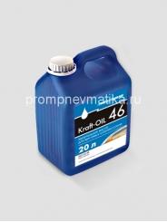Компрессорное масло Kraft-OIL M46 (20 л.)