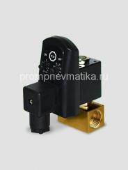 Электронный конденсатоотводчик таймерного типа COMPRAG TD