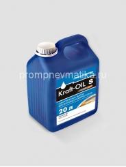 Компрессорное масло Kraft-OIL S (20 л.)
