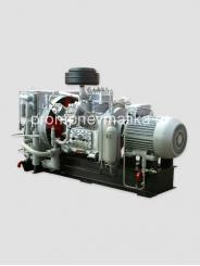 Поршневой компрессор высокого давления ВШВ-2,3/230М