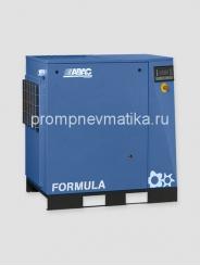 Винтовой компрессор Abac Formula 22 с осушителем сжатого воздуха, предварительным фильтром и частотным преобразователем