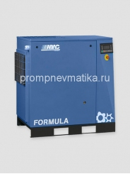 Винтовой компрессор Abac Formula 18,5 с осушителем сжатого воздуха и предварительным фильтром