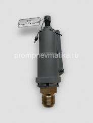 Клапан предохранительный 1 ст. 391-103-08-00А1