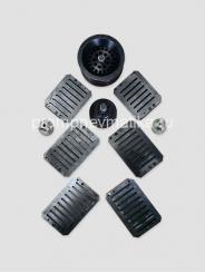 Комплект клапанов для компрессора УКС-400 (ВШ-2.3/400)