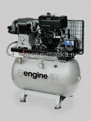 Мотокомпрессор ABAC BI EngineAIR B4900/270 7HP с электрогенератором