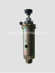 Клапан предохранительный С415.02.02.100-02