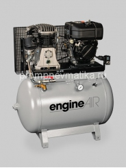 Поршневой мотокомпрессор ABAC EngineAIR B7000/270 11HP дизельный
