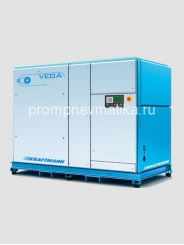 Винтовой компрессор KRAFTMANN VEGA 160 в базовой комплектации