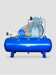 Поршневой компрессор С415М1 на воздушном ресивере 430 литров