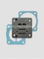 Набор клапанная пластина F1/D1 с прокладками