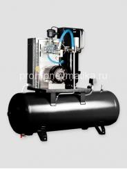 Винтовой компрессор Abac Micron 2.2 220В на ресивере 200 литров