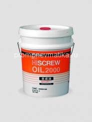 Компрессорное масло Hitachi HISCREW OIL 2000 (20 л.)