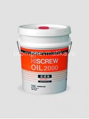 Компрессорное масло Hitachi HISCREW OIL 2000 (20 л.)п