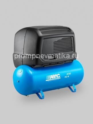 Малошумный поршневой компрессор ABAC S B6000/270 FT7.5 в шумозащитном кожухе