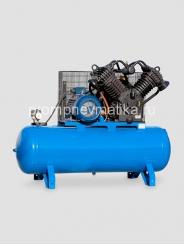 Поршневой компрессор С416М на воздушном ресивере 430 литров
