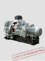Поршневой компрессор высокого давления ВШВ-2,3/230
