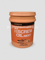 Компрессорное масло Hitachi HISCREW OIL NEXT (20 л.)