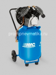 Поршневой компрессор ABAC GV 34/50 CM3 на вертикальном ресивере