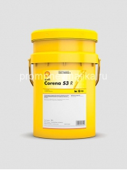 Комрессорное масло Shell Corena S3 R 68 (20 л.)