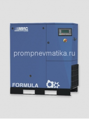 Винтовой компрессор Abac Formula 15/55 с осушителем сжатого воздуха и фильтром