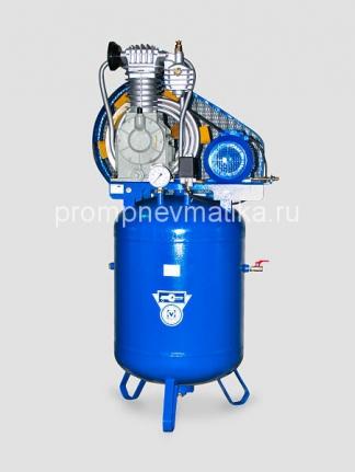 Поршневой компрессор КВ-15 на вертикальном ресивере