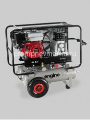 Поршневой мотокомпрессор ABAC EngineAIR А39B/11+11 5HP