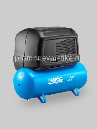 Малошумный поршневой компрессор ABAC S B4900/270 FT4 в кожухе