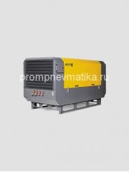 Дизельный винтовой компрессор COMPRAG DACS 10 DRY (на раме)