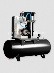 Винтовой компрессор Abac Micron 3 380В прямой пуск на ресивере 270 литров