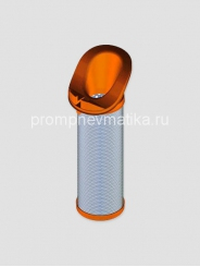 Фильтроэлемент (картридж) E-SF-04 для магистрального фильтра KRAFTMANN KF04-BSF