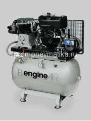 Мотокомпрессор ABAC BI EngineAIR B6000/270 11HP с электрогенератором